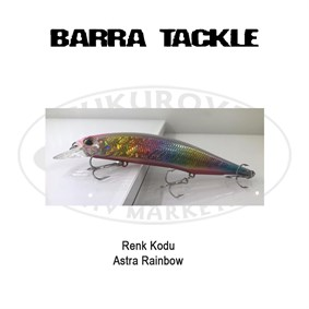 Barra Tackle 135 F 18 Gr Astra Rainbow